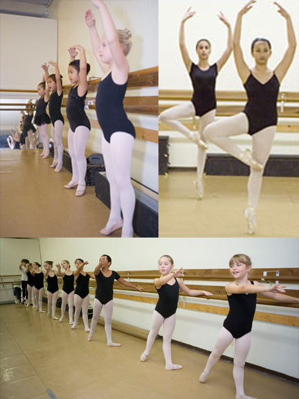 Santa clara ballet about us for Academy of salon professionals santa clara