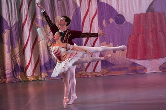 The nutcracker santa clara ballet for Academy for salon professionals santa clara
